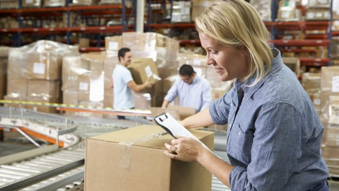 Warehouse cases