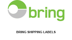 shippinglabels for bring