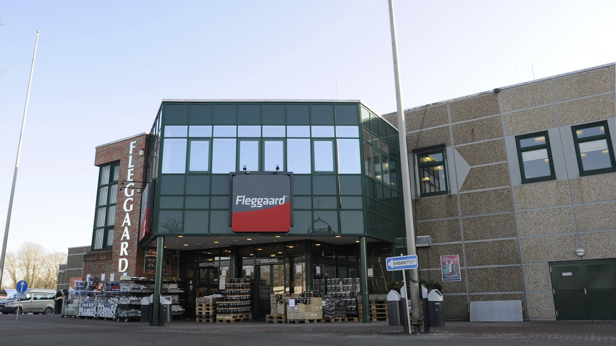 Fleggaard optimizes warehouse and stores