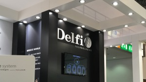 Delfi Technologies at EuroShop 2017