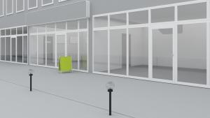 Breece On-Premises installeras lokalt för butik