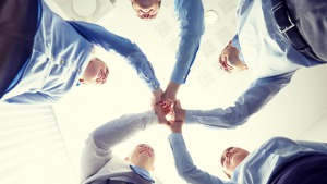 Team spirit creating world class solutions