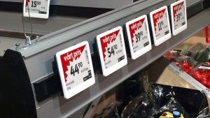 Electronic Shelf Labels