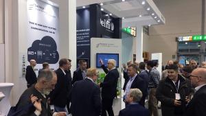 Delfi Technologies at EuroCIS 2018