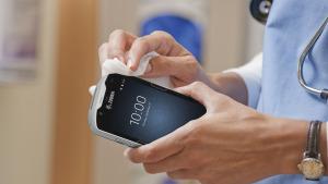 Antibakterielle scannerloesninger