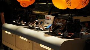 3 butik - elektroniske hyldeforkanter