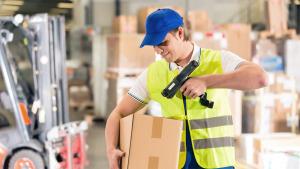 Warehouse scanner solution