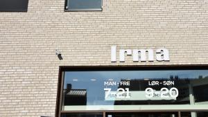 Irma in Køge