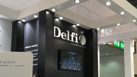 Delfi Technologies at EuroShop 2017