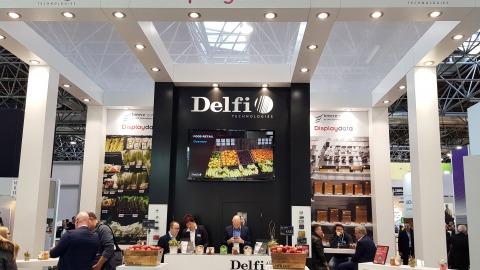 Delfi Technologies at EuroCIS 2019