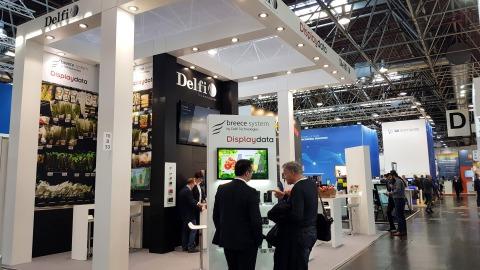 EuroCIS 2019 - Delfi Technologies