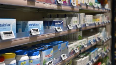 Pharmacy & Drugstore
