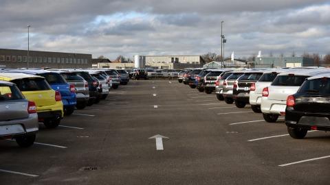 Biler hos Andersen Motors
