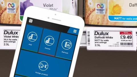 Mobil løsning til butikker