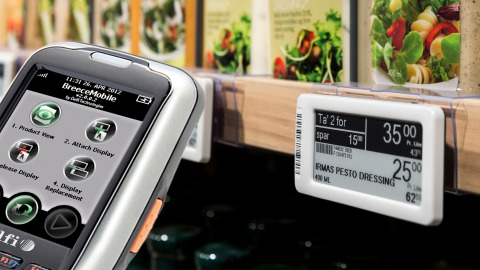 Breece Mobile - we take the solution to the shelf