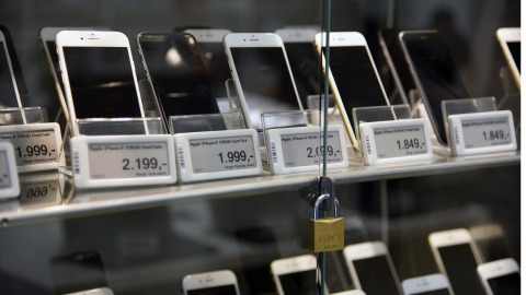Used phones at Blue City