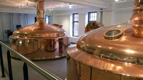 Carlsberg øl bryggeri
