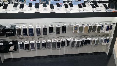 Cyberport uses electronic shelf labels
