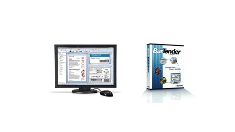 BarTender label software