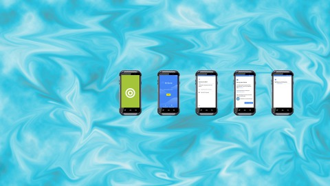 Automated deployment with Android zero-touch