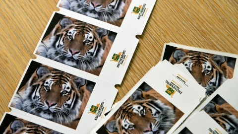 Tickets for Knuthenborg Safaripark