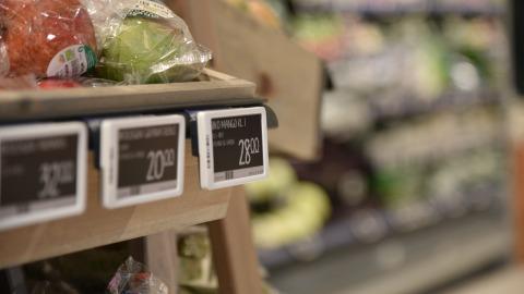 MENY Nordhavn Chalk Electronic Shelf Labels