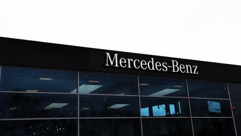 Mercedes-Benz CPH i Hørsholm