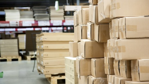Scanner solution warehouse