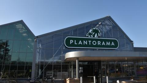 Plantorama Egå new opening