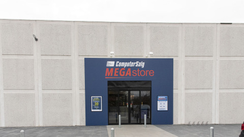 ComputerSalg MEGA Store Ringsted