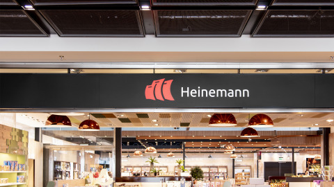 Facade hos Heinemann Berlin