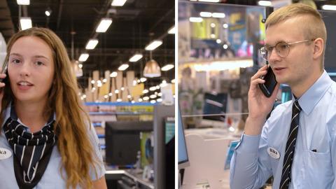 Medarbejderne i Salling Group arbejder mere effektivt med push-to-talk
