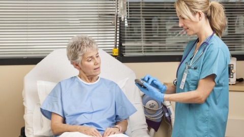 Healthcare solutions patient id