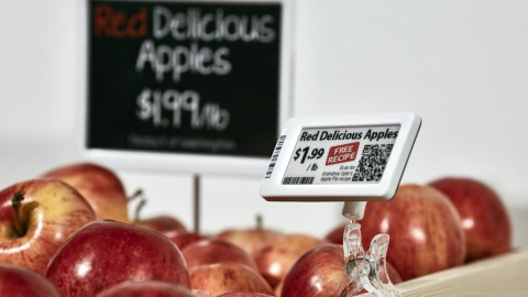 Electronic Shelf Labels automatic price changes
